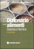 dizionario degli alimenti libro