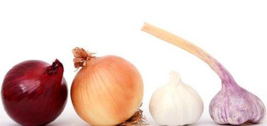 aglio cipolla benefici