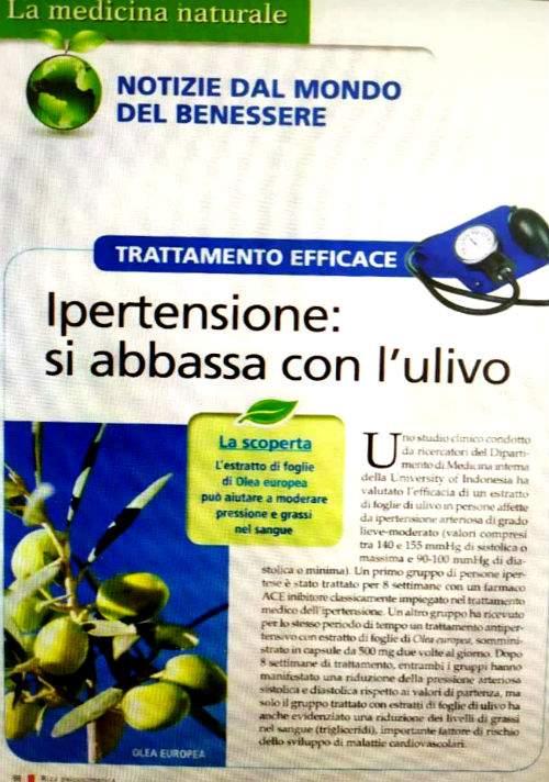 integratore per ipertensione